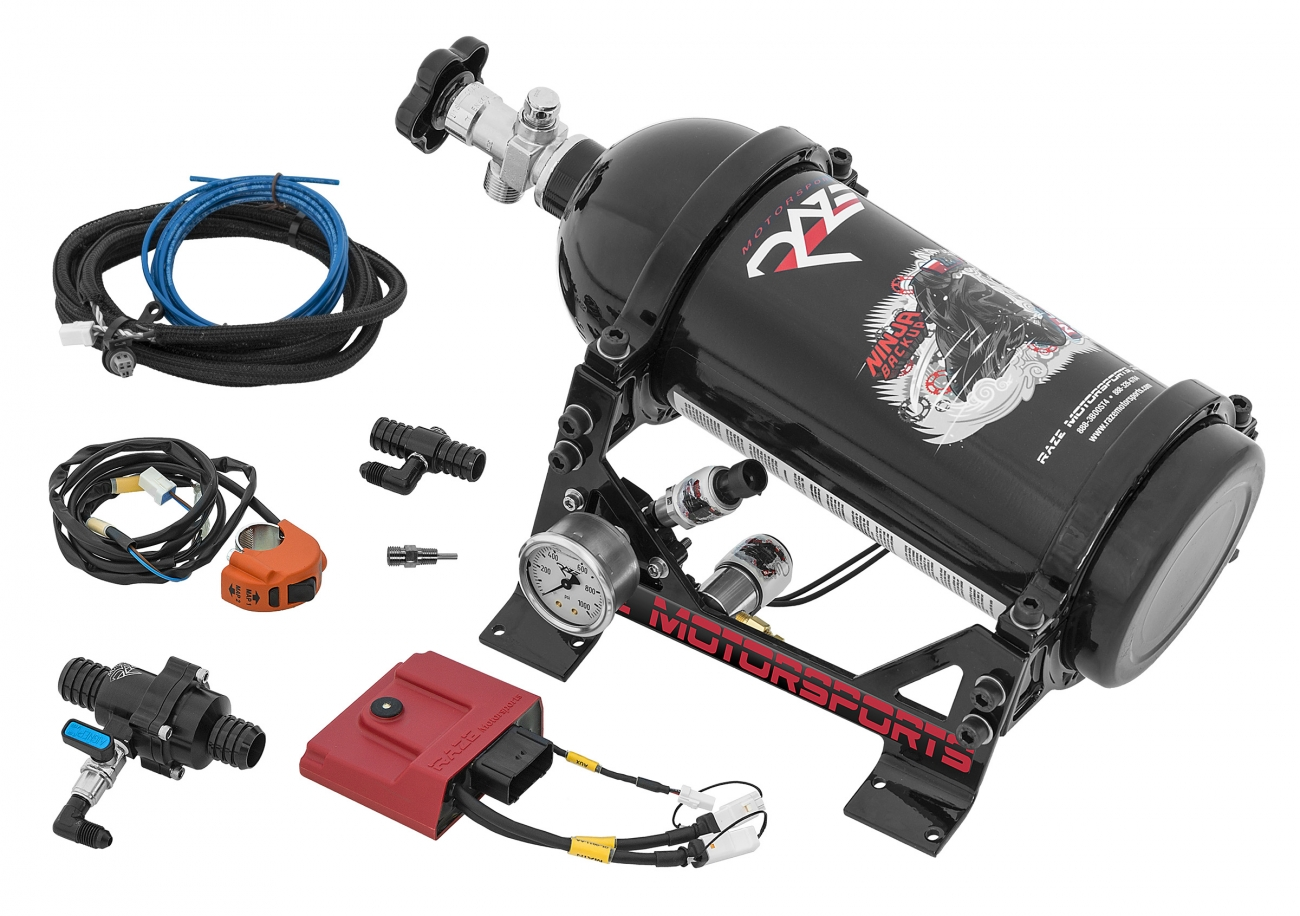 Kawasaki KX450 Ninja Backup Kit for Timbersled 17-19 - Sales