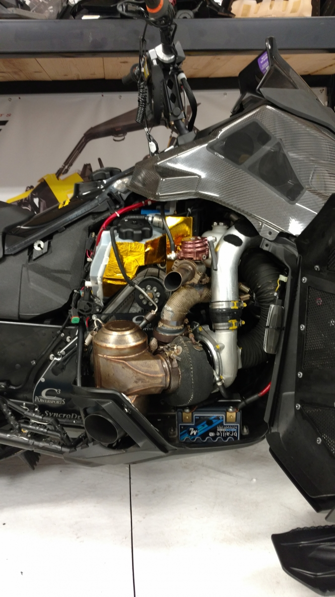 2016 163 T 3 Summit Turbo - Sales | Raze Motorsports, Inc
