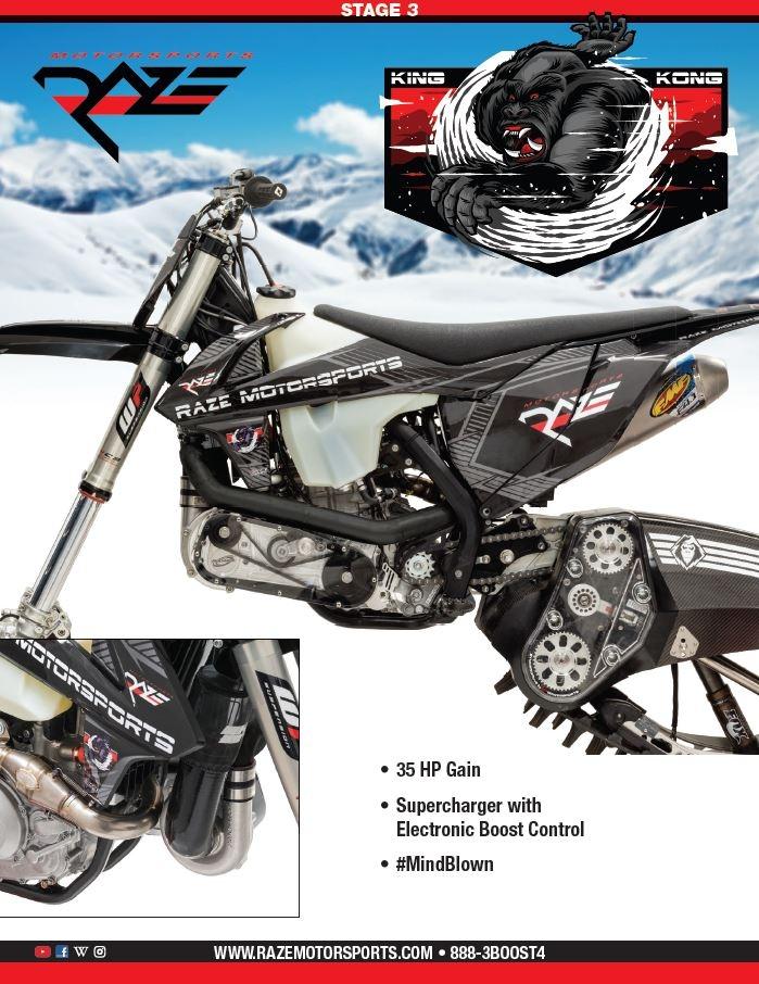 Ktm 450 King Kong Kit Sales Raze Motorsports Inc